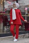 Sindirella Takım - Kırmızı
